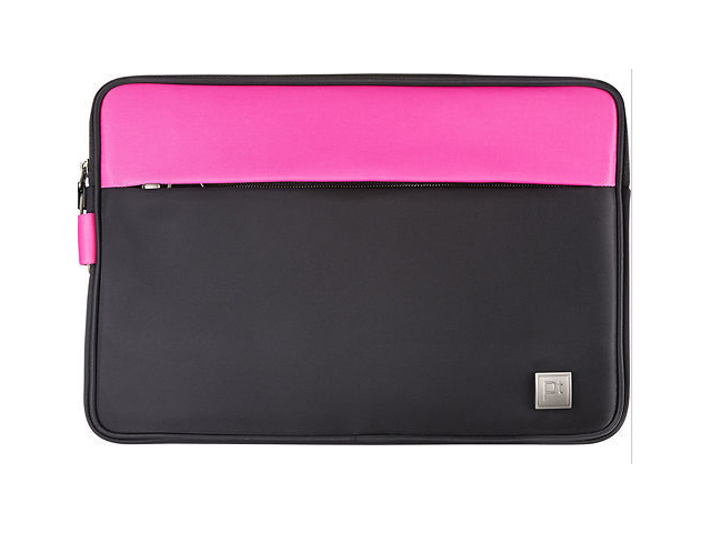 Platinum Sleeve for Microsoft Surface Surface 2 and Surface Pro Black/Magenta