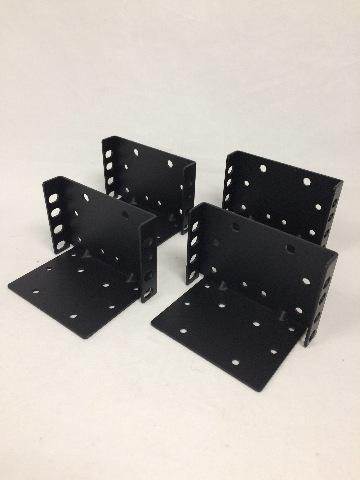 Tripp Lite 2POSTRMKITWM 2-Post Rackmount/Wallmount Installation Kit