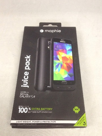 mophie juice pack for Samsung Galaxy S5 (3,000mAh) - Black