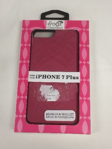 iFrogz Charisma Case for Apple iPhone 6 / iPhone 6S - Hot Pink