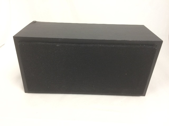 Acoustic Audio PSC-32 Center Channel Speaker (Black)