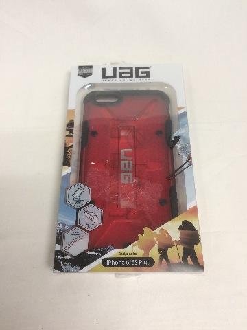"UAG iPhone 6 PLUS / 6s PLUS (5.5"" screen) Feather-Light Composite [MAGMA]"