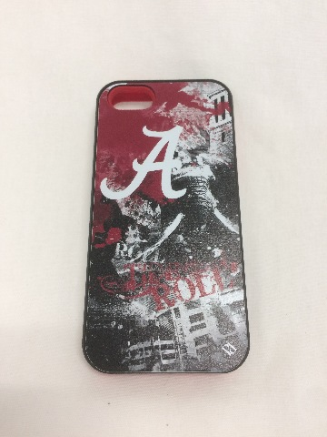 Alabama Crimson Tide - iPhone 5/5s Case - NCAA Paulson Designs Hybrid Case