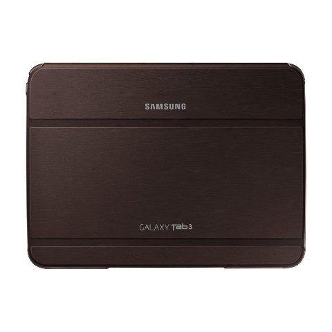 "Samsung Carrying Case (Book Fold) for 10.1"" Tablet - Brown EF-BP520BAEGUJ"