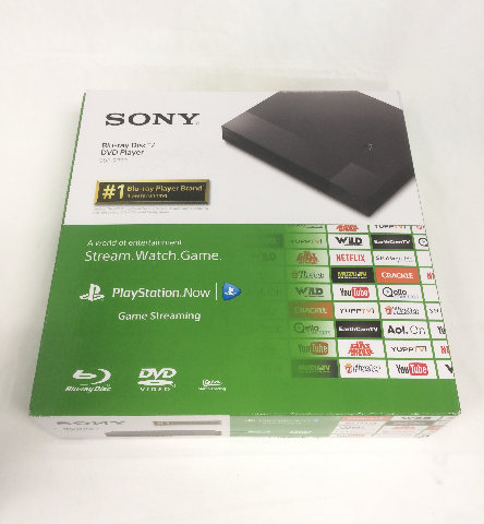 Sony BDP-S1700 WIRED Streaming Blu-Ray Disc Player (2016 Model)