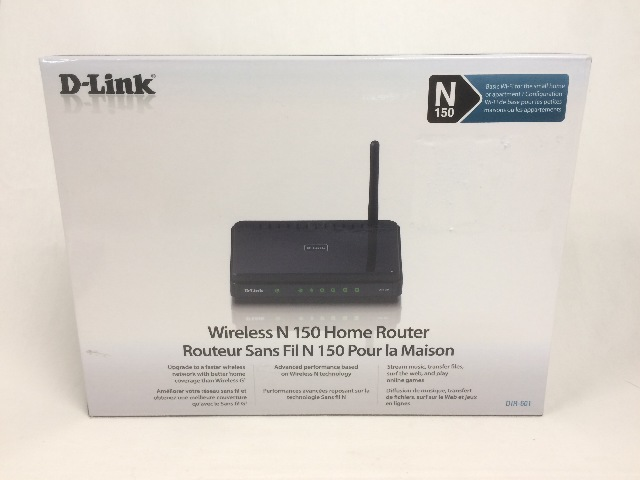 D-Link DIR-601 Wireless-N 150 Home Router