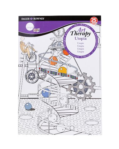 Daler-Rowney Simply Art Therapy - Utopia