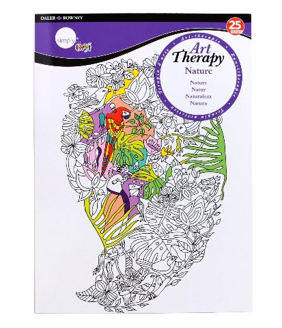 Daler-Rowney Simply Art Therapy - Nature
