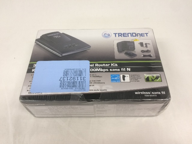 Trendnet - Tew-654tr 300mbps Wireless N Travel Router Kit