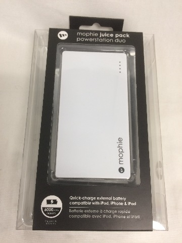 Mophie Juice pack 6000mAh 2.1amps