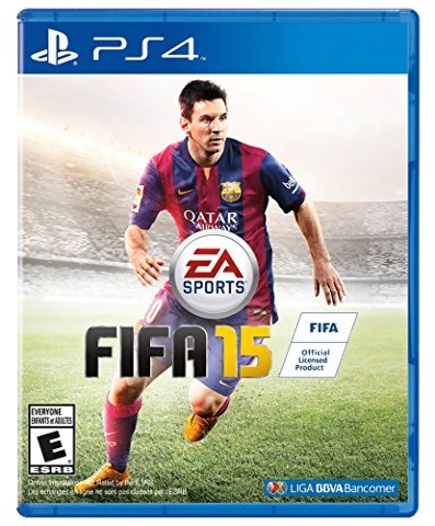 FIFA 15 - PlayStation 4 - SEALED
