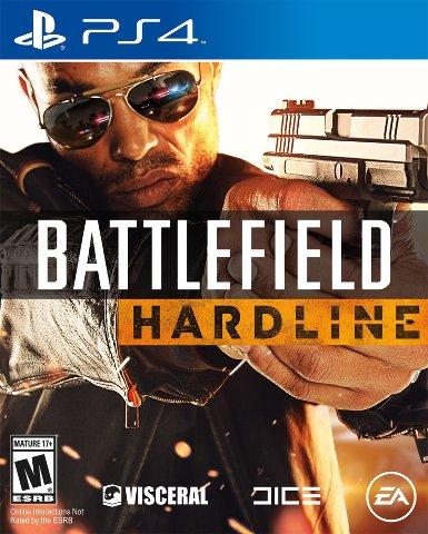 Battlefield Hardline - PS4 - SEALED