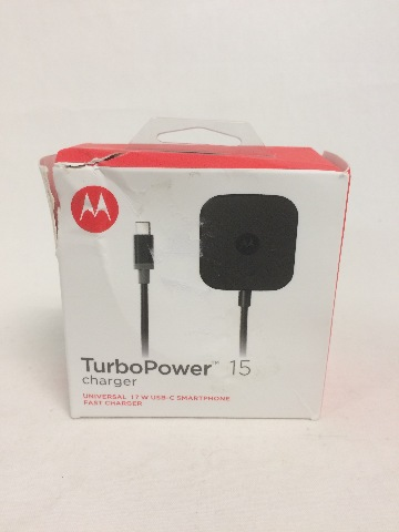Motorola Turbopower 15 Type C 3a Home Wall Usb Charger For Moto Z M