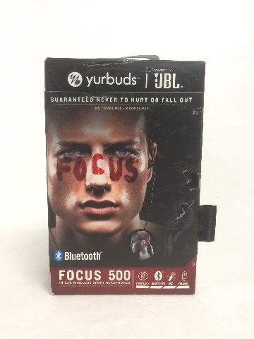 Yurbuds Focus 500 - Men's In Ear Wireless Sport Headphones
