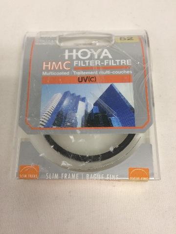 Hoya Y5UVC052 Ultraviolet Haze Multicoated Slim Frame Filter, 52 mm