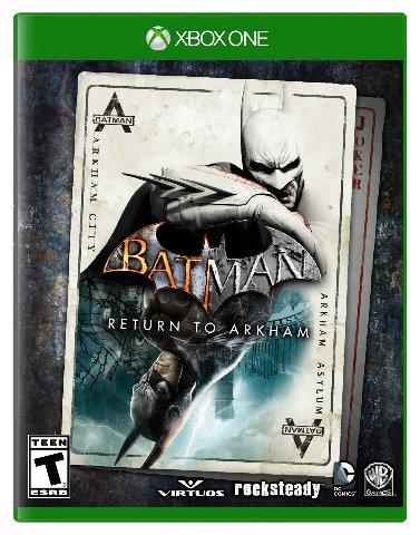 Batman: Return to Arkham for Xbox One - SEALED