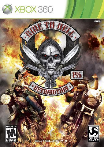 Ride To Hell Retribution - Xbox 360 - SEALED