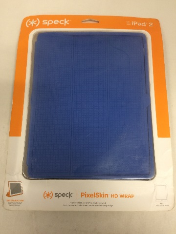 Speck Pixelskin Hd Wrap For iPad 2 / 3, Cobalt Blue, Spk-a0439