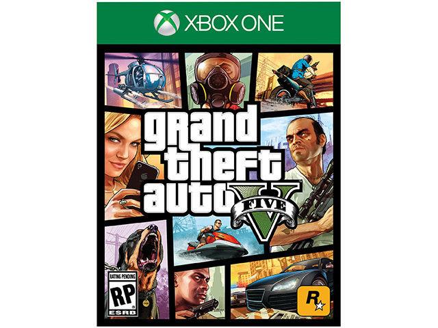 Grand Theft Auto V Xbox One - Xbox One
