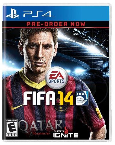 Fifa 14 - PlayStation 4 - SEALED