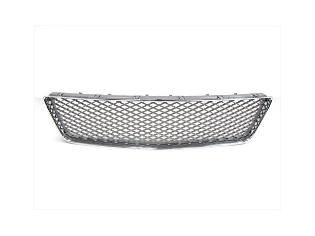 Genuine GM 22775357 Grille, Lower, Front, Silver