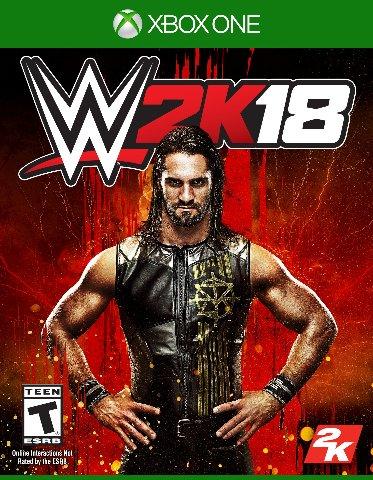 WWE 2K18 (Xbox One) - SEALED