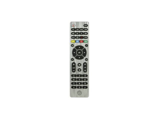 GE Universal remote 35837