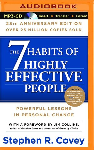 7 Habits Of Highly Effective People, The: 25th Anniversary Edition By Stephen R.