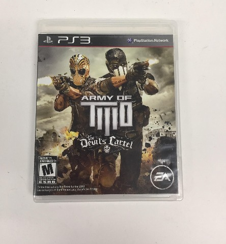 Army of TWO The Devil's Cartel: Overkillers Pack DLC - PS3