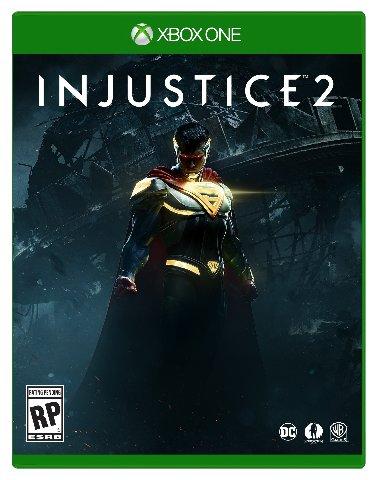 Injustice 2 - Xbox One - SEALED