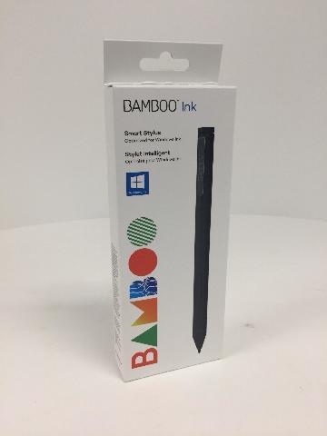 Wacom - Bamboo Ink Smart Stylus - Black Brand