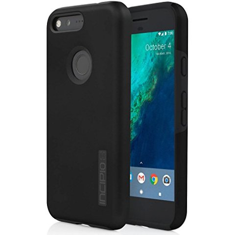 "Incipio Dualpro For Google Pixel 5"" Hybrid Case 12 Foot Drop Tested"