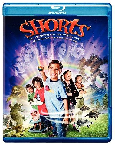 Shorts The Adventures Of Wishing Rock Blu-ray