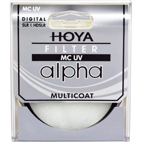Hoya 72mm Alpha UV (Ultra Violet) Multi Coated Glass Filter