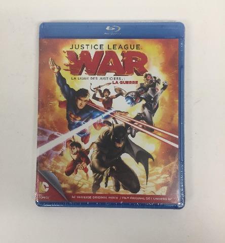 Warner Bros. Dcu: Justice League: War (Bilingual) - Bluray