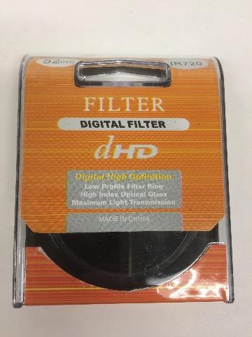 Neewer 52mm ir720 filter