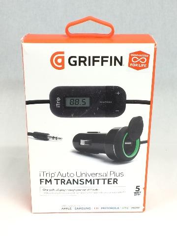 Griffin iTrip Auto Universal Plus FM Transmitter