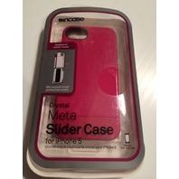 Crystal Slider For Iphone 5/5s - Raspberry 101279
