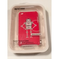 Incase - Outer Space Case For Apple iPod Touch 4th-Generation - Red