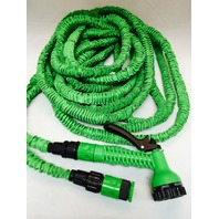 Green Expanding hose 100ft