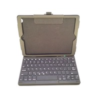 Kensington Keyfolio Pro Plus With Backlit Bluetooth Keyboard for iPad Air - Read