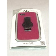 iSkin Revo5g-Pk3 Revo 360 Silicone Case For iPhone 5 5s - Vixen
