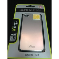 Ifrogz iP4ul-Slv Ultralean Case For iPhone 4 & 4s - Silver