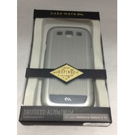 Case-Mate Brushed Aluminum For Samsung Galaxy S III