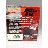 K&N Su-5098 Suzuki High Performance Replacement Air Filter