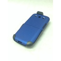 Samsung Galaxy S III Blue With Holster - Platinum