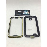 Lifeproof Lifeproof Samsung Galaxy S4 Fre Case - Black/Clear