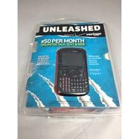 Pantech Caper prepaid phone Verizon