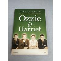 Ozzie & Harriet - The Best of the Adventures of Ozzie & Harriet (DVD, 2007, 4-Di