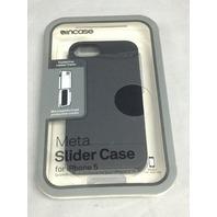 Incase Meta Slider For iPhone 5 5s SE - Black/Slate - CL69120